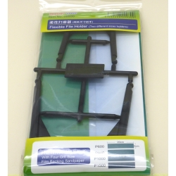 Trumpeter 09930 Porte Papier à Poncer - Flexible File Holder