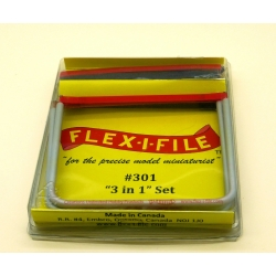 FLEX-I-FILE FF301 3 in 1 Set