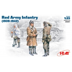ICM 350511/35 Red Army Infantry (1939-1942)