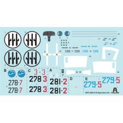 MAC 72069 1/72 German 3t AA Vehicle with Armoured Cab & Flak 38