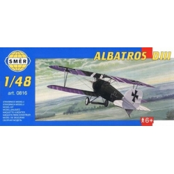 SMER 0816 1/48 Albatros DIII
