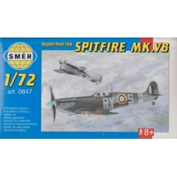 SMER 0847 1/72 Supermarine Spitfire Mk.VB
