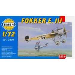 SMER 0879 1/72 Fokker E. III