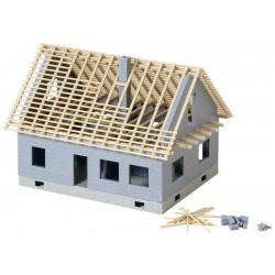 Preiser 10256 Figurines HO 1/87 Chariot Electrique avec conducteur Epoque III