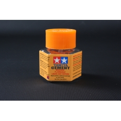 TAMIYA 87012 Colle Pinceau Liquide 20ml / Poly - Plastic Cement