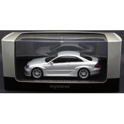 KYOSHO 03218S 1/43 Mercedes-Benz CLK DTM AMG Coupe Street version Silver