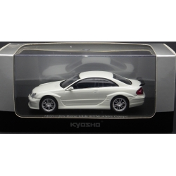 KYOSHO 03218W 1/43 Mercedes-Benz CLK DTM AMG Coupe Street Version Blanc – White