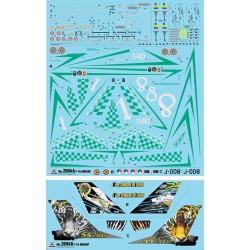 KYOSHO 03327A 1/43 Honda NSX Test Car Red