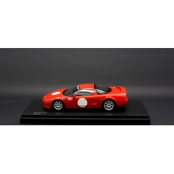 KYOSHO 03327A 1/43 Honda NSX Test Car Rouge - Red