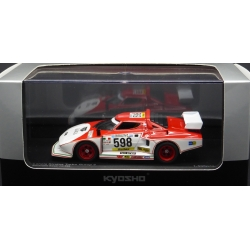 KYOSHO 03141D 1/43 Lancia Stratos Turbo Group 5 Silhouette Racer n°598