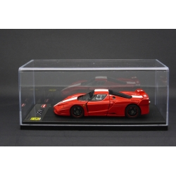 KYOSHO 04111R 1/43 Ferrari FXX Rouge/Blanc – Red/White Die-Cast