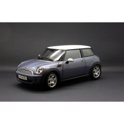 KYOSHO 08741BL Mini Cooper Bleu – Blue Die-Cast