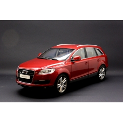 KYOSHO 09221R 1/18 Audi Q7 Rouge – Red Die-Cast