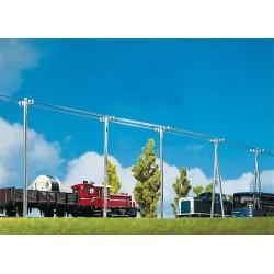 Miniart 36003 1/35 Street W/ Park Wall