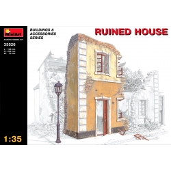Miniart 35526 1/35 Ruined House
