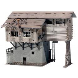 MiniArt 35503 1/35 Normandy City Building