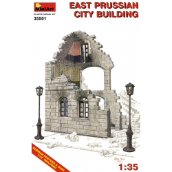 Miniart 35501 1/35 East Prussian City Building