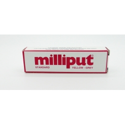 MILLIPUT MIL01 Standard Putty Yellow-Grey Two Part Epoxy Putty 113,4g