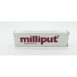 MILLIPUT MIL02 Terracota Two Part Epoxy Putty 113,4g