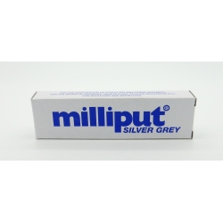 MILLIPUT MIL03 Silver Grey Two Part Epoxy Putty 113,4g