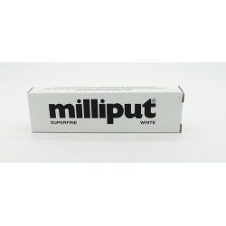 MILLIPUT MIL04 Super Fine White Two Part Epoxy Putty 113,4g