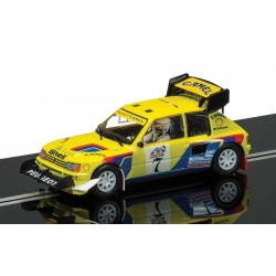 SCALEXTRIC C3641 Peugeot 205 Turbo16