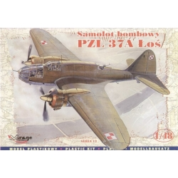 MIRAGE HOBBY 481301 1/48 PZL-37A
