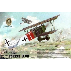 RODEN 424 1/48 Robert von Greim Fokker D.VII (Alb.late) World War I