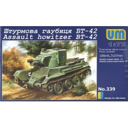 UNIMODELS 339 1/72 BT 42