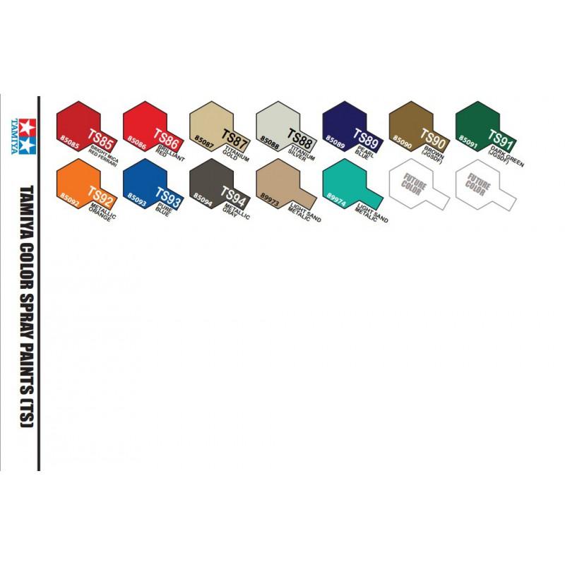 TAMIYA 87056 Finishing Abrasives P800 - 3 sheets - PAPIER ABRASIF P800
