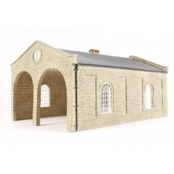 KYOSHO 08108BU 1/18 Mini Cooper S MK-1 1275S Bleu – Blue Die Cast
