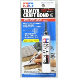 TAMIYA 87078 Craft Bond - Colle Clear