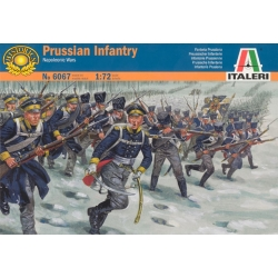 ITALERI 6067 1/72 Napoleonic Infanterie Prussienne - Prussian Infantry