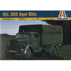 ITALERI 216 1/35 Opel Blitz
