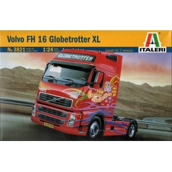 ITALERI 3821 1/24 Volvo FH16 Globetrotter XL