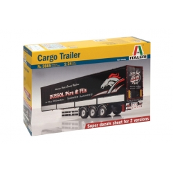 ITALERI 3885 1/24 Cargo Trailer