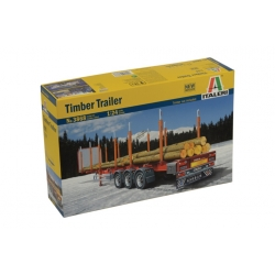 ITALERI 3868 1/24 Timber Trailer