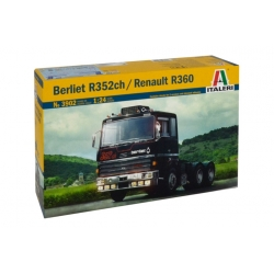 ITALERI 3902 1/24 Berliet R352ch / Renault R360