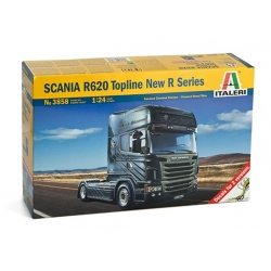 ITALERI 3858 1/24 Scania R620 V8 New R Series