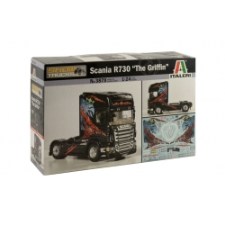 ITALERI 3879 1/24 Scania R730 ''The Griffin''