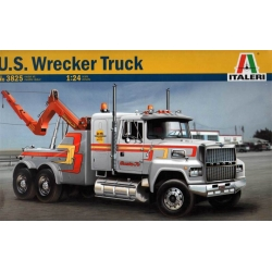 ITALERI 3825 1/24 U.S.Wrecker Truck