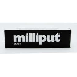 milliput mil05 black two part epoxy putty 1134g