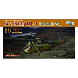 DRAGON 5073 1/72 Sea King HC.4 Falklands War