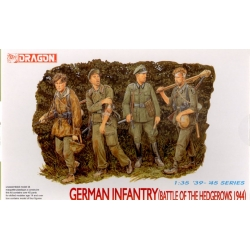 DRAGON 6025 1/35 German Infantry Normandy 44