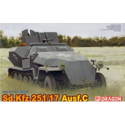 DRAGON 6395 1/35 HalfTrack Sd.Kfz.251/17 Ausf.C