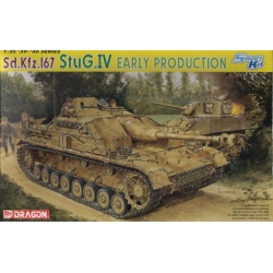 DRAGON 6520 1/35 Sd.Kfz.167 StuG.IV Early Production