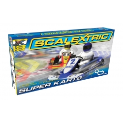 SCALEXTRIC C1334 Super Karts Set