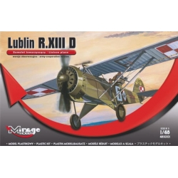 MIRAGE HOBBY 485001 1/48 Lublin R.XIII D (Liaison plan / army-cooperation version)