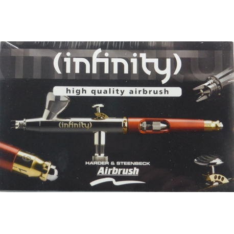 HARDER&STEENBECK 126533 Aérographe - Airbrush Infinity Solo