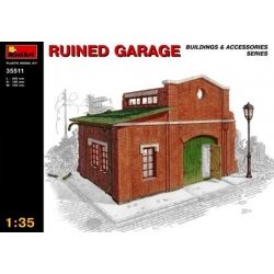Miniart 35511 1/35 Ruined Garage